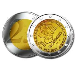 2 Euro 20 ans du Groupe Visegrad - Grèce 2010