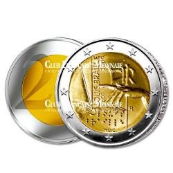 2009 - Italie - 2 Euros commémorative - Bicentenaire de Louis Braille