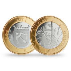 5 Euro Région Savonia BU - Finlande 2011