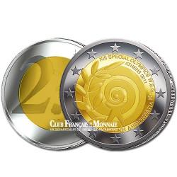 2 Euro XIIIe Jeux Olympiques Spéciaux - Grèce 2011