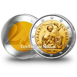 2e Saint-Marin 2011 - 500 ans de Giorgio Vasari