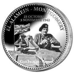 Général Montgomery - avers