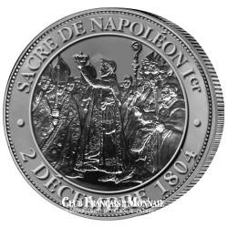 Le Sacre de Napoléon 1er  (2 décembre 1804)