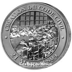 Le Code  Civil  (21 mars 1804)