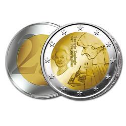 2 Euro Erasme - Pays-Bas 2011