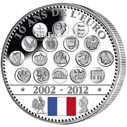 10 ans de l'Euro 2002-2012