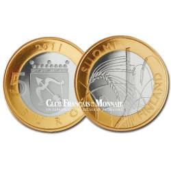 Ma commande dépasse 55€, je profite de la 5€ Finlande BU 2011** Savonia à 9,80€ au lieu de 14,50€.