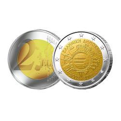 2 Euro 10 ans de l'Euro - Grèce 2012