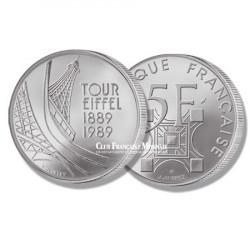5F TOUR EIFFEL 1989