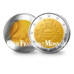 2 Euro 10 ans de l'Euro - Irlande 2012