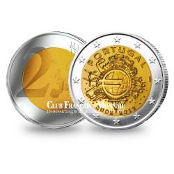 2 Euro 10 ans de l'Euro - Portugal 2012