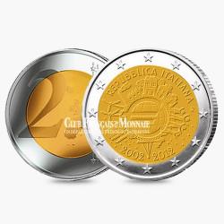 2 Euro 10 ans de l'Euro - Italie 2012