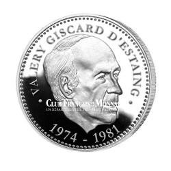 PRESIDENT - Valery Giscard d'Estaing