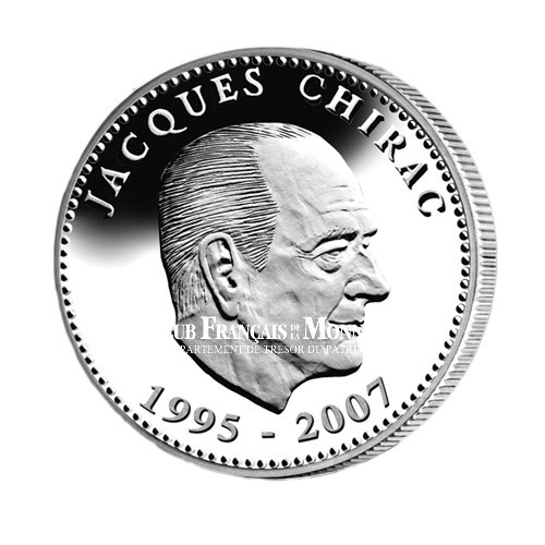 PRESIDENT - Jacques Chirac