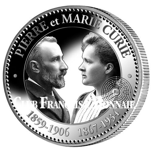 Pierre et Marie Curie