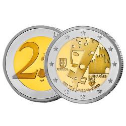 2 Euro Guimaraes capitale européenne de la culture - Portugal 2012