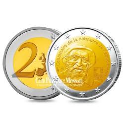 2 Euro Abbé Pierre - France 2012