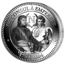 De premier Consul à Empereur