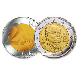 2 Euro Centenaire de la mort de Giovanni Pascoli - Italie 2012