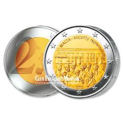 2 Euros Malte 2012