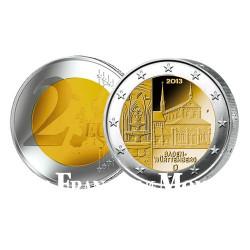 2 Euro Monastère de Maulbronn  – Allemagne 2013