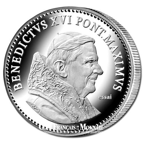 Benoît XVI : 2005-2013