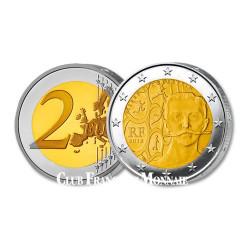 2 Euro Pierre de Coubertin - France 2013