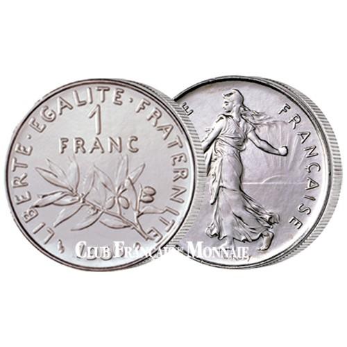 1 F SEMEUSE Vème République - 1971