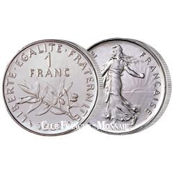 1 F SEMEUSE Vème République - 1966