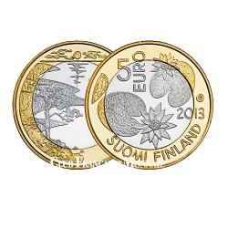 5 Euro Été Nordique : Nature fleurissante - Finlande 2013