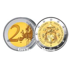 2 Euro Siège Vacant BU - Vatican 2013