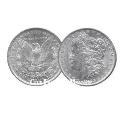 1 Dollar Argent Morgan Dollar - USA 1878-1904