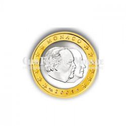 2001 - MONACO - 1 EURO MILLESIME