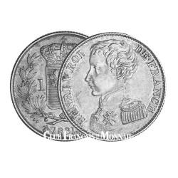 1 Franc Argent Henri V - France 1831