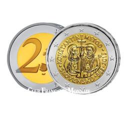 2 Euro Cyrille et Méthode – Slovaquie 2013