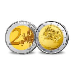 2 Euro Autonomie gouvernementale – Malte 2013