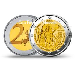 2 Euro Crète – Grèce 2013