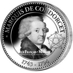 Le Marquis de Condorcet