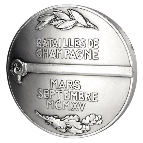 Bataille en Champagne