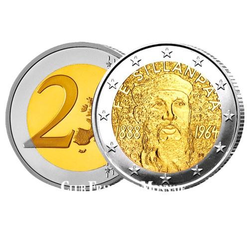 2 Euro Frans Eemil Sillanpää - Finlande 2013