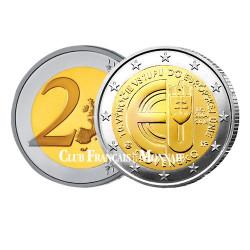 2 Euro Slovaquie 2014 - 10 ans de l'entrée de la Slovaquie dans l'EU