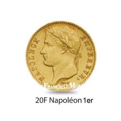 Coffret des 20 Francs Or Histoire de France