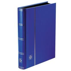 Les deux albums 4 000 timbres bleu