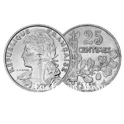 25 centimes Patey 1905