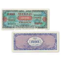 Billet de 1000 Francs - France 1944-1946