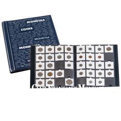 Album pour 200 monnaies sous carton