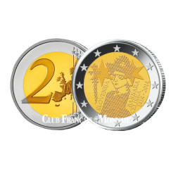 2 Euros Slovénie 2014 - 600e anniversaire du couronnement de Barbara de Cillei