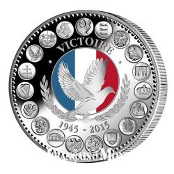 2015 - L'Euro de la Victoire et de la Paix – Argent