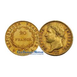 20 FRANCS OR 1810 A - NAPOLEON