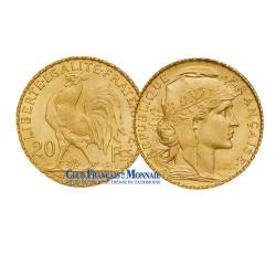 1900 - 20 Francs Or Marianne - IIIe République